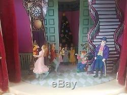 gold label mr the nutcracker suite animated ballet stage