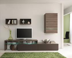 furniture agreeable vig modern white contemporary wall units