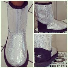 ugg womens glitter boots 37 best sparkly uggs images on shoes casual