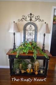 Tuscan Style Dining Room 119 Best Tuscan Console Decor Images On Pinterest Decorations