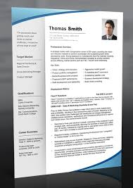 Photo Resume Template Free Professional Resumes Templates Professional Resume Template
