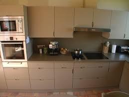 cuisine taupe cuisine taupe et noir tags photos de design d intérieur et