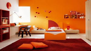 bedroom paint colors kids bedroom orange color calming bedroom