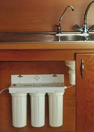 how to install under sink water filter st michael water filtration system installation repair services