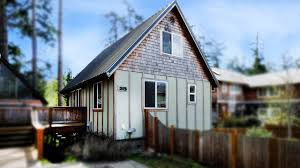629 sq ft little craftsman style house in port townsend