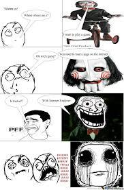 Horror Face Meme - the horror by thefulfox meme center