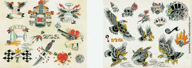 sailor jerry tattoo clip art 9