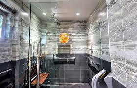 linear shower drain vs center shower drain installation ruchi
