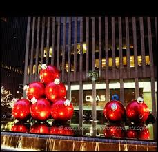 christmas in new york city unique christmas decorations in new