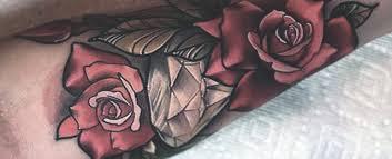 diamond tattoo neo traditional neo traditional diamond tattoo tattoo ideas ink and rose tattoos