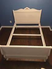 Full Size Sleigh Bed Pottery Barn Beds U0026 Bed Frames Ebay
