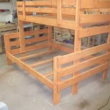 Free Do It Yourself Bunk Bed Plans by Free Do It Yourself Bunk Bed Plans Online Woodworking Plans