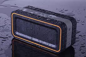 Rugged Wireless Speaker Turcom Acoustoshock 30 Watt Rugged Water Resistant Wireless