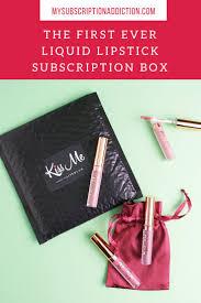 15 best beauty makeup subscription boxes images on pinterest