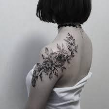 image result for shoulder blade tattoos