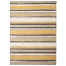 Stripe Area Rug Threshold Stripes Area Rug Gray Yellow Home Pinterest