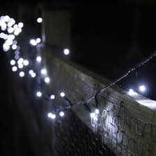 Solar Lights Fence - the solar lights usage to reduce the electricity bills