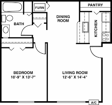 Cape Floor Plans by Trappers Cove Apartments In Lansing Mi Edward Rose