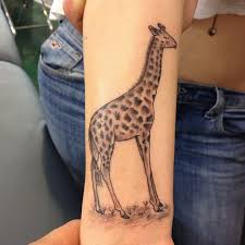 Giraffe Tattoos Meaning Giraffe Tattoos Designs Ideas And Meaning Tattoos For You