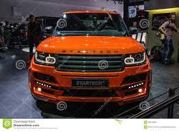 range rover pickup truck frankfurt sept 2015 crackpot startech range rover pick up tru