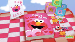 elmo valentines elmo you storytoys entertainment limited new
