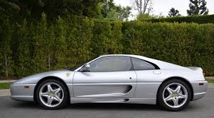 ferrari custom paint this ferrari f355 berlinetta gated manual conversion could be