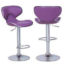 Barstool Chair Bareneed Purple Modern Bar Stools Set Of From Your Bar Stool
