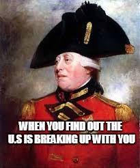 George Meme - king george iii memes imgflip
