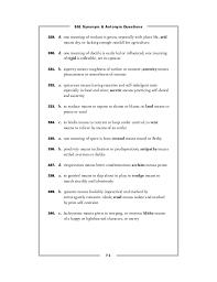 antonyms for isolation 501 synonym antonym questions 1