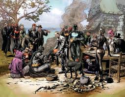 thanksgiving 1621 facts batman eternal thanksgiving promo jpg 1 200 929 pixels geek