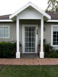 Porch Roof Plans Front Doors Front Door Roof Ideas Front Door Design Front Door