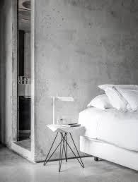 Interior Concrete Walls by 15 Examples Of Amazing Concrete Bedroom Walls Designrulz