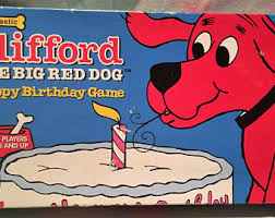 clifford the etsy