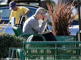 Cook U0027s Auto Service In by Apple Ceo Tim Cook Spends His Birthday Shopping But He Is Never
