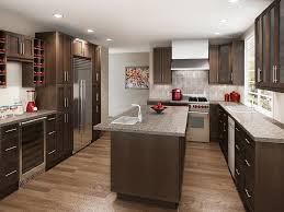 kitchen building kitchen cabinets pendant lamp cappuccino wood