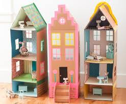 make house 20 diy dollhouses that are eco friendly affordable and super easy