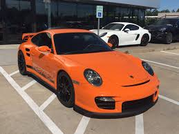 orange porsche 911 turbo 2009 porsche 911 gt2 in pts orange for sale at 410 000