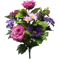 artificial flower bouquets artificial flowers walmart