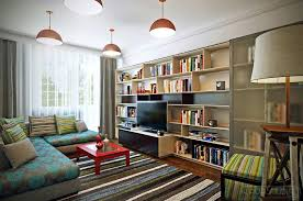 colorful modern decor interior design ideas
