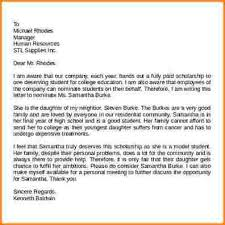 9 example of recommendation letter receipts template