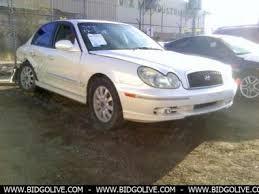 2003 hyundai sonata gl 2003 hyundai sonata gls lx sedan 4 door car from iaa auto auction