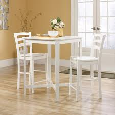 white counter height kitchen table and chairs nonconfig