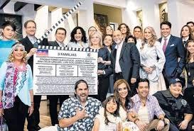 imagenes de familias aztecas azteca vuelve al melodrama de comedia con 3 familias