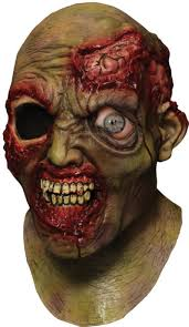 Zombie Mask Digital Zombie Mask Masks