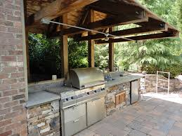 outdoor kitchens designed by peach state pool outdoor kitchen