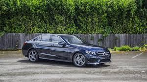 Mercedes Benz Sedan 2015 2015 Mercedes Benz C300 And C400 First Drive Autoweek
