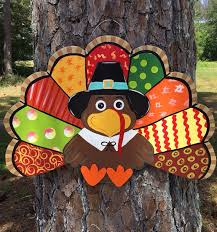 turkey door hanger turkey door hanger thanksgiving turkey door hanger fall door