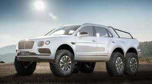 bentley bentayga 2016 bentley bentayga 6x6