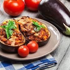 cuisiner aubergine four recette aubergines au four