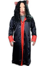 Halloween Costumes Jeepers Creepers Jigsaw Robe Halloween Costume Trick Treat Studios